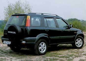 хонда срв 1997 ремонт и эксплуатация