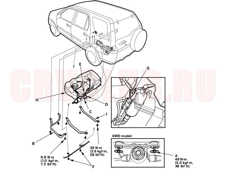 fuel pressure regulator replacement11