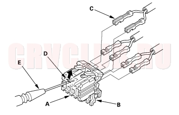 2001 Jeep Wrangler Front Suspension Diagram moreover Electrical Box Trim further Page3 besides Starter Motor additionally RepairGuideContent. on 2006 silverado drivers door exploded view