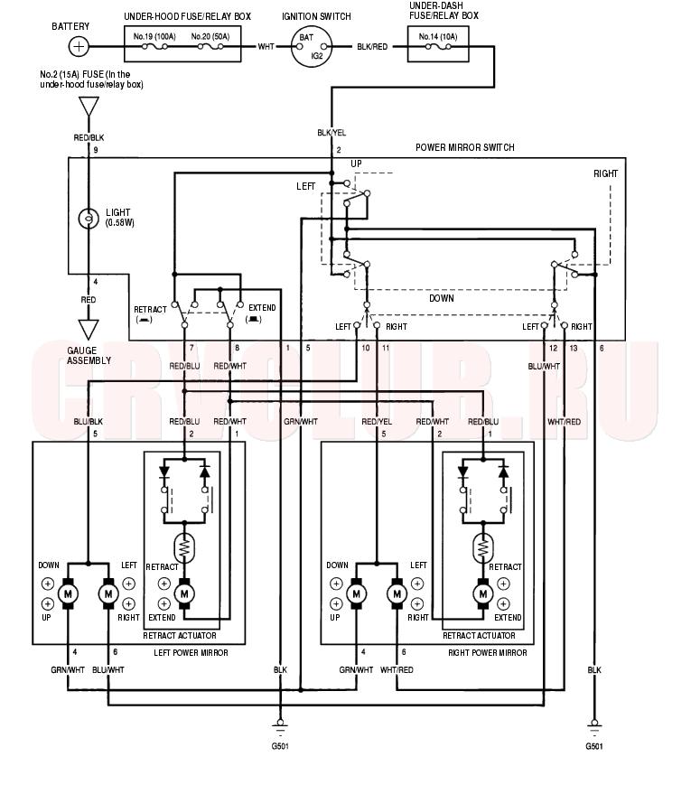 Vag 21 Under Voltage Relay Wiring Diagram : P connector
